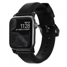 Ремешок Nomad Classic Strap для Apple Watch 42/44mm Black
