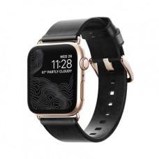 Ремешок Nomad Modern Strap для Apple Watch 38/40mm Black