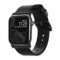 Ремешок Nomad Modern Strap для Apple Watch 42/44mm Black
