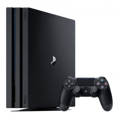 Игровая приставка Sony PlayStation 4 Pro 1Tb Black РСТ
