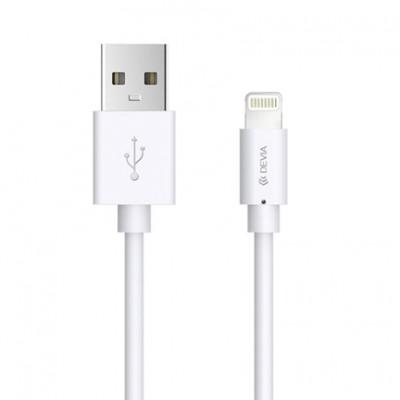 Кабель Devia Kintone Cable Lightning/USB (1 м)