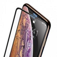 Защитное стекло Baseus Full-screen Curved Tempered для iPhone XS Max  / 11 Pro Max с защитной сеткой на динамик