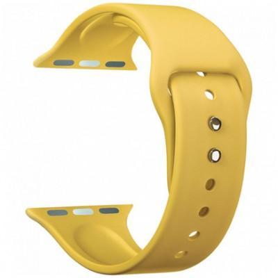 Силиконовый ремешок Lyambda Altair для Apple Watch 38/40mm