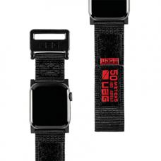 Ремешок UAG ACTIVE для Apple Watch 42/44mm Черный / Black
