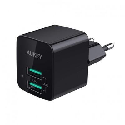 Сетевое ЗУ Aukey PA-U32 (2 USB 2.4A)