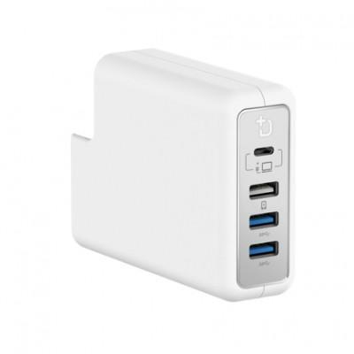 Док-станция DockCase P1 QC для Apple Power Adapter 61W (3xUSB 3.0 QC)