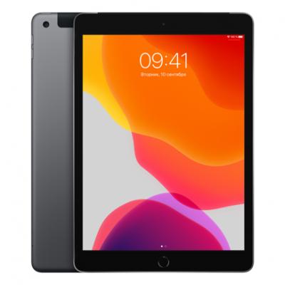 Apple iPad 2019 128GB Wi-Fi + Cellular Space Gray