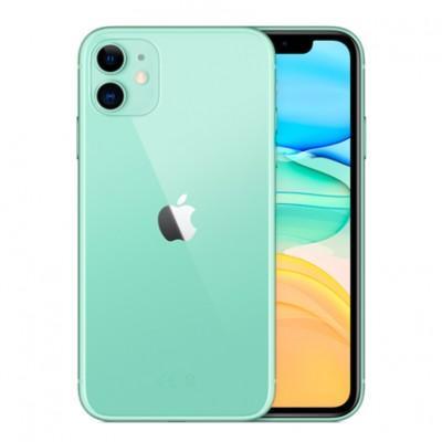 Apple iPhone 11 64GB Green купить со скидкой