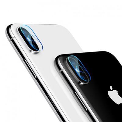 Защитное стекло для камеры Baseus Camera Lens Glass Film iPhone X/XS/XS Max