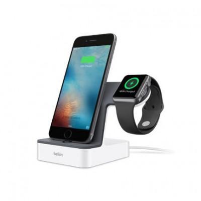 Док-станция для Apple Watch и iPhone Belkin PowerHouse