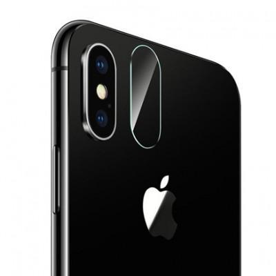 Защитное стекло для объектива камеры iPhone X/XS/XS Max ROCK Lens Protector