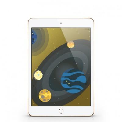 Apple iPad Mini 4 128 Gb Wi-Fi + Cellular Gold