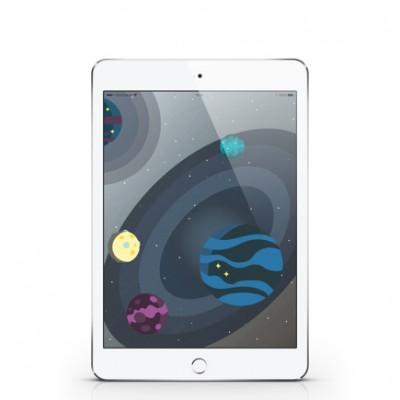 Apple iPad Mini 4 128 Gb Wi-Fi Silver