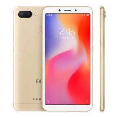 Смартфон Xiaomi Redmi 6 4/64GB Gold