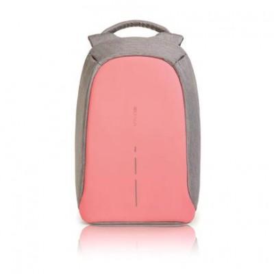 Рюкзак с защитой от кражи XD Design Bobby Compact Розовый