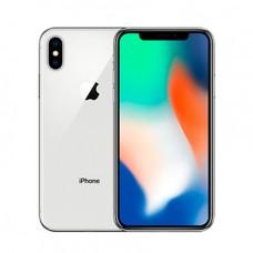 Apple iPhone X 256Gb Silver Официально восстановленный