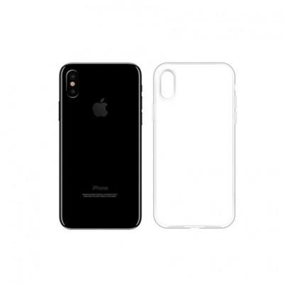 Полиуретановый чехол Hoco Transparent TPU для iPhone X
