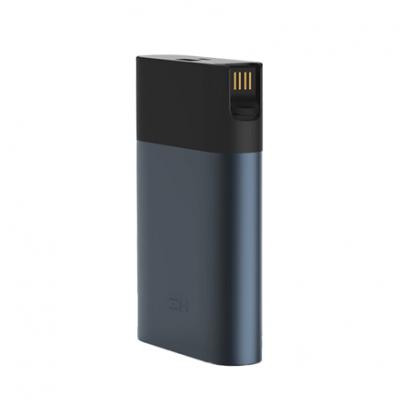 Портативный аккумулятор с 4G Wi-Fi роутером Xiaomi ZMI Power Bank MF885 10000 mAh 2 USB