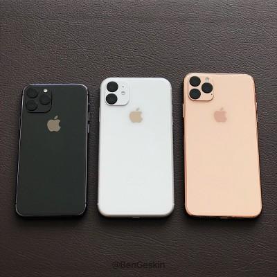 Про Новые Apple iPhone 2019 c двумя сим-картами