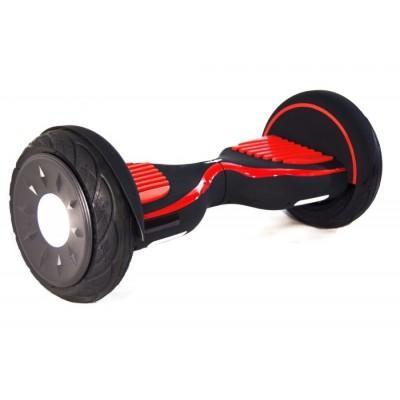 Гироскутер Smart Balance 10,5 - Черно-красный Tao Tao + Музыка + Баланс купить со скидкой