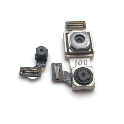 Замена фронтальной камеры Huawei