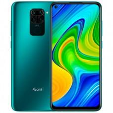Смартфон Xiaomi Redmi Note 9 4/128GB Зелёный /Green