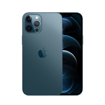 Телефон Apple iPhone 12 Pro Max 128Gb A2411 (Тихоокеанский синий) RU/A