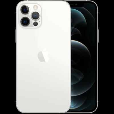 Телефон Apple iPhone 12 Pro 128Gb A2407 (Серебристый) RU/A