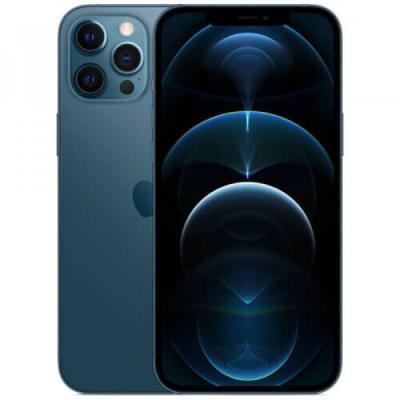 Телефон Apple iPhone 12 Pro Max 256Gb (Тихоокеанский синий) RU/A