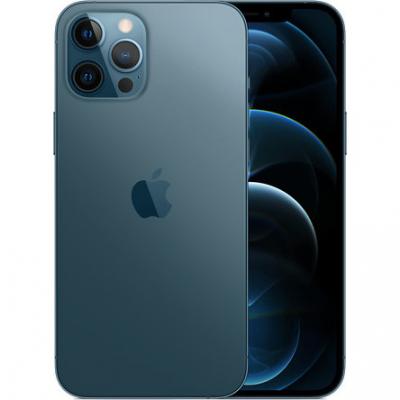 Телефон Apple iPhone 12 Pro 512Gb A2407 (Тихоокеанский синий) RU/A