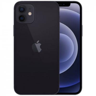 Телефон Apple iPhone 12 128Gb A2403 (Черный) RU/A