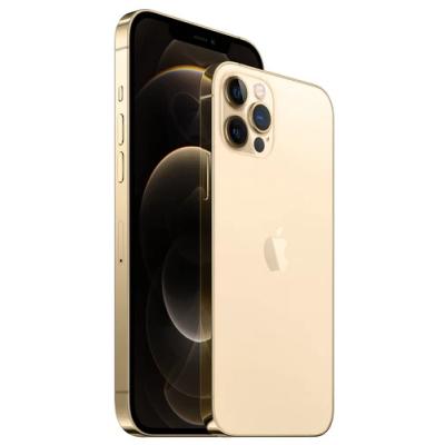 Телефон Apple iPhone 12 Pro Max 128Gb A2411 (Золотой) RU/A