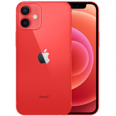 Телефон Apple iPhone 12 mini 128Gb A2399 (PRODUCT)RED RU/A