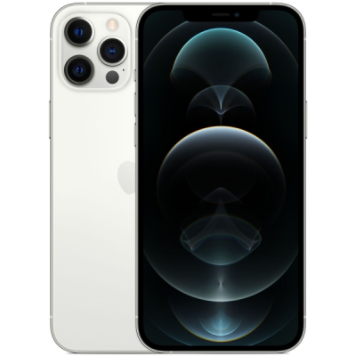 Телефон Apple iPhone 12 Pro Max 512Gb A2411 (Серебристый) RU/A
