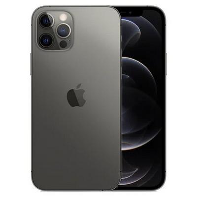 Телефон Apple iPhone 12 Pro 256Gb A2407 (Графитовый) RU/A
