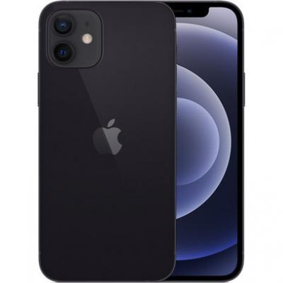 Телефон Apple iPhone 12 64Gb (Black)