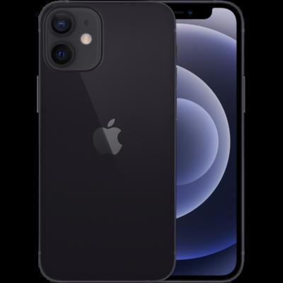 Телефон Apple iPhone 12 mini 128Gb A2399 (Черный) RU/A