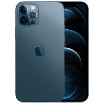 Телефон Apple iPhone 12 Pro 256Gb A2407 (Тихоокеанский синий) RU/A
