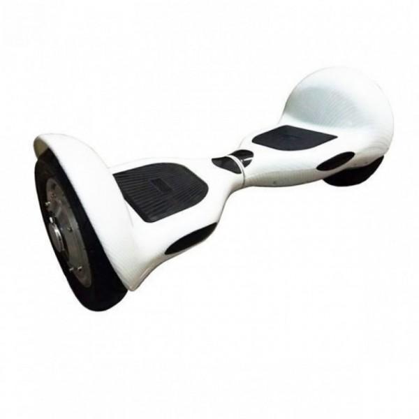Гироскутер Smart Balance 10 - Белый Карбон + Музыка + Баланс
